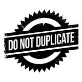 Do not duplicate stamp. Grunge design with dust scratches. Effects can be easily removed for a clean, crisp look. Color is easily changed Stock Images