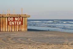 Do Not Enter sign Stock Photos