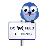 Do not feed Stock Photos