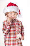 Do not forget the gifts! Royalty Free Stock Images