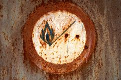 Do  not light fire Royalty Free Stock Photo