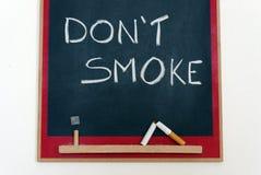 Do not smoke Royalty Free Stock Image