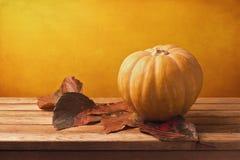 Do outono vida ainda Imagem de Stock Royalty Free