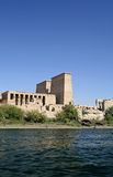 do philae temple Obrazy Royalty Free