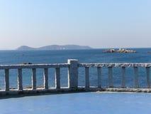 Do porto em Rias Baixas Fotografia de Stock Royalty Free