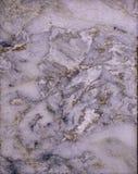 Do preto branco natural da listra do granito pontos azuis fotos de stock