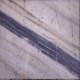 Do preto branco natural da listra do granito pontos azuis imagem de stock
