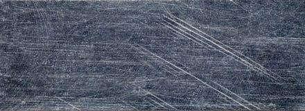 Do preto branco natural da listra do granito pontos azuis fotos de stock royalty free