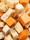 Do queijo vida ainda Imagem de Stock