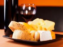 Do queijo vida ainda Imagem de Stock Royalty Free