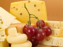 Do queijo vida ainda Imagens de Stock Royalty Free