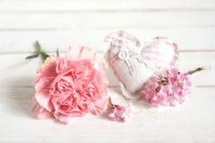 Do rosa vida macia ainda para o dia de mães Fotografia de Stock