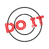 Do It rubber stamp Stock Photos