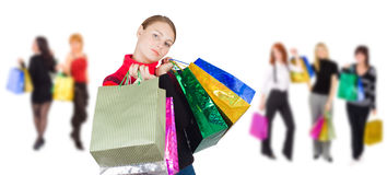 We do shop well Stock Images