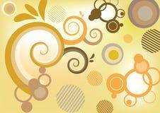 Do sumário fundo colorida Imagens de Stock