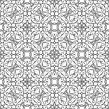 Do sumário teste padrão swirly ilustração royalty free