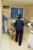 do szpitala awaryjnego Fotografia Stock