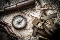 Do vintage do fuzileiro naval vida ainda Imagem de Stock