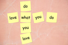 Free Do What You Love Stock Photos - 44634623