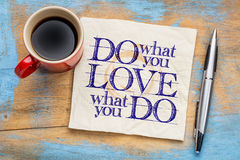Free Do What You Love Word Abstract Stock Photo - 65923750