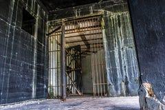 Do you dare enter? Stock Photography