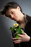Do you want to be mine? Stock Photography