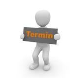 Termin Stock Photo