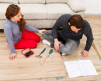 Do it yourself, home improvement Royalty Free Stock Photo