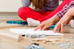 Do it yourself, home improvement Stock Photography
