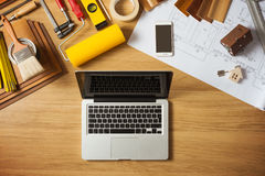 Do it yourself home remodeling Stock Image