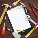 Do it yourself tools Royalty Free Stock Image