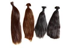 Doação do cabelo Fotografia de Stock