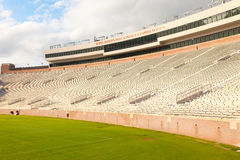Doak Campbell Stadium at Florida State University. Tallahassee, Florida - August 8, 2011:  Doak Campbell Stadium, home of the Florida State Seminoles, has a Royalty Free Stock Image