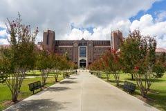 Doak S Campbell Stadium en la universidad de estado de la Florida imagen de archivo