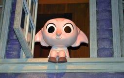 Dobby Funko от Гарри Поттера Стоковая Фотография RF