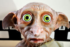 Dobby's Head Model Stock Images