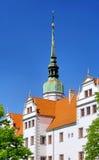Doberlug palace Royalty Free Stock Images