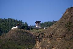Dobji Dzong, Bhutan Royalty Free Stock Image