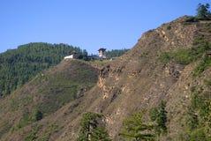 Dobji Dzong, Bhutan Royalty Free Stock Photo