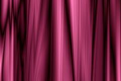 Dobleces abstractos de la tela de la cortina Stock de ilustración