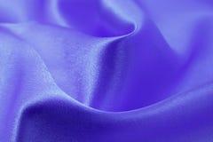 Dobleces de la seda Imagen de archivo
