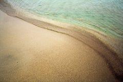 Doblez de la marea Fotos de archivo