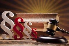 Dobniak sprawiedliwość! obrazy stock