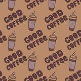 dobra kawa ilustracji