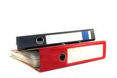 Dobrador de arquivamento Foto de Stock