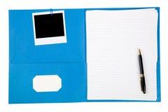 Dobrador de arquivo Fotografia de Stock