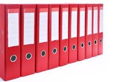 Dobradores do escritório Imagem de Stock