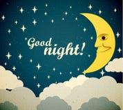 Dobranoc Fotografia Royalty Free