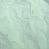 Dobras & manchas velhas textured multa do papel. EPS 8 Fotografia de Stock Royalty Free