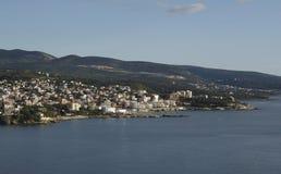 Dobre Vode, Montenegro fotografia stock libera da diritti